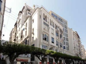 Immeuble de la rue Sadi Carnot