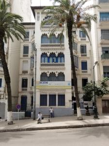 Immeuble du 21 avenue Victor-Hugo