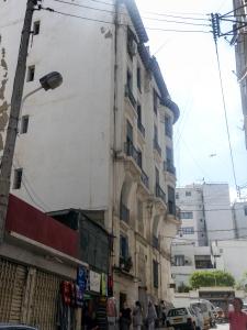 Immeuble du 11 rue Ibnou Nafis, anciennement rue Elie de Beaumont